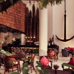 Отель The Myst Dong Khoi гостиничный бар