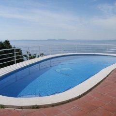 Отель Agi Bella Panoramica бассейн