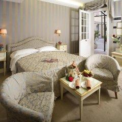 Отель Carlton On The Grand Canal Венеция комната для гостей