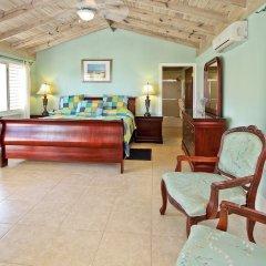 Отель Azure Cove, Silver Sands. Jamaica Villas 5BR комната для гостей фото 2