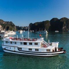 Отель Bhaya Cruises Халонг приотельная территория