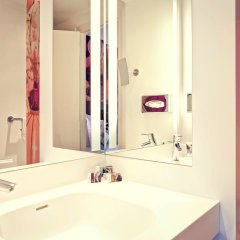 Отель Mercure Lyon Centre Plaza République ванная