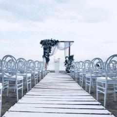 Отель Tropikal Resort Албания, Дуррес - отзывы, цены и фото номеров - забронировать отель Tropikal Resort онлайн приотельная территория