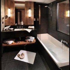 Отель M de Megève ванная