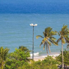Hoan Hai Hotel пляж