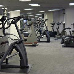 Отель Wilshire Grand США, Лос-Анджелес - отзывы, цены и фото номеров - забронировать отель Wilshire Grand онлайн фитнесс-зал
