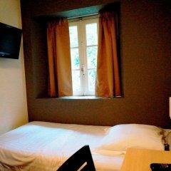 Отель Hôtel Bellevue Франция, Хендее - отзывы, цены и фото номеров - забронировать отель Hôtel Bellevue онлайн комната для гостей фото 5