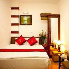 Hanoi Vision Boutique Hotel комната для гостей