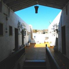 Отель Delfini балкон