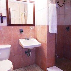 Отель Suites Los Jicaros ванная