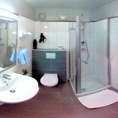 Hotel Drei Kreuz Зальцбург ванная