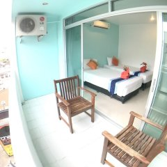 Отель The Room Patong бассейн фото 2
