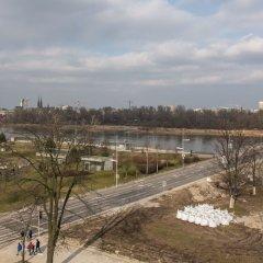 Отель Warsaw River View балкон