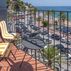 Отель GHT Miratge - Adults Only Испания, Льорет-де-Мар - отзывы, цены и фото номеров - забронировать отель GHT Miratge - Adults Only онлайн балкон