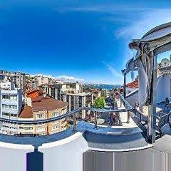Cihangir Palace Турция, Стамбул - 1 отзыв об отеле, цены и фото номеров - забронировать отель Cihangir Palace онлайн фото 2