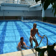 Linda Resort Hotel - All Inclusive бассейн фото 2