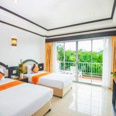 Отель Tri Trang Beach Resort by Diva Management 4* Стандартный номер разные типы кроватей фото 3