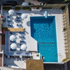 Отель Eurhotel Италия, Римини - отзывы, цены и фото номеров - забронировать отель Eurhotel онлайн интерьер отеля