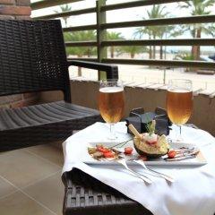 Hotel Albahia балкон
