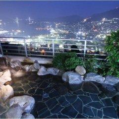 Отель Nisshokan Bettei Koyotei Нагасаки бассейн фото 2