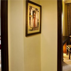 Отель Papillon Belvil Holiday Village сейф в номере