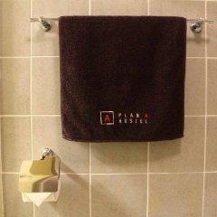 Plan A Hostel ванная