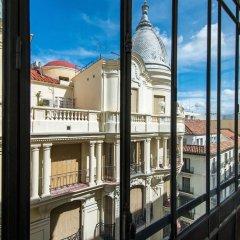 Отель Vincci The Mint Испания, Мадрид - отзывы, цены и фото номеров - забронировать отель Vincci The Mint онлайн балкон