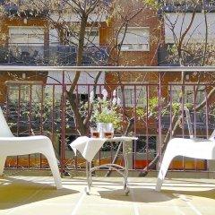 Отель BizFlats Arc de Triomf балкон