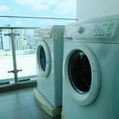 Апартаменты GM Serviced Apartment Бангкок фитнесс-зал