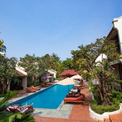 Отель Hoi An Phu Quoc Resort бассейн