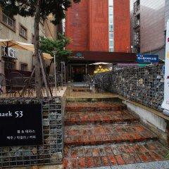 Отель Seoul 53 hotel Insadong Южная Корея, Сеул - 1 отзыв об отеле, цены и фото номеров - забронировать отель Seoul 53 hotel Insadong онлайн городской автобус