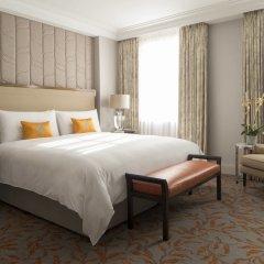 Отель JW Marriott Grosvenor House London комната для гостей