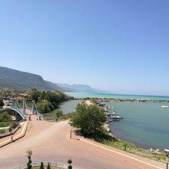 Yali Otel Турция, Сиде - отзывы, цены и фото номеров - забронировать отель Yali Otel онлайн пляж