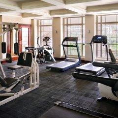 Отель Movenpick Resort & Residences Aqaba фитнесс-зал