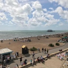 Отель Smart Brighton Beach пляж фото 2