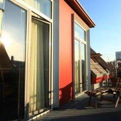 Отель Sankt Andreas Германия, Дюссельдорф - отзывы, цены и фото номеров - забронировать отель Sankt Andreas онлайн балкон