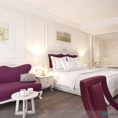 Bonjour Nha Trang Hotel комната для гостей