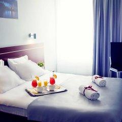 Hotel Slask в номере