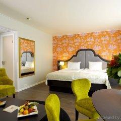 Отель Thon Bristol Stephanie Брюссель комната для гостей