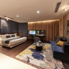 Отель One15 Marina Club Сингапур комната для гостей фото 8