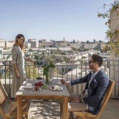 The David Citadel Hotel Израиль, Иерусалим - отзывы, цены и фото номеров - забронировать отель The David Citadel Hotel онлайн балкон