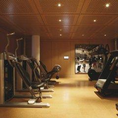 Отель The Omnia Швейцария, Церматт - отзывы, цены и фото номеров - забронировать отель The Omnia онлайн фитнесс-зал