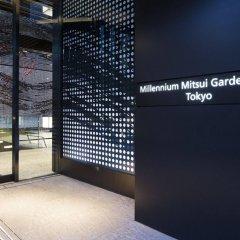 Отель Millennium Mitsui Garden Hotel Tokyo Япония, Токио - отзывы, цены и фото номеров - забронировать отель Millennium Mitsui Garden Hotel Tokyo онлайн