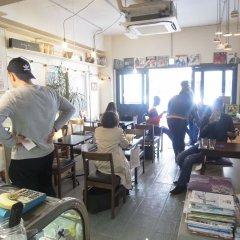 Hostel & Coffee Shop Zabutton Токио питание