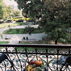 Отель Kvartal do Deribasovskoi Одесса балкон