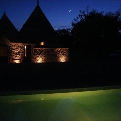 Отель Trulli Resort Monte Pasubio Альберобелло бассейн