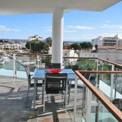 Отель Aquamarina - One Bedroom балкон