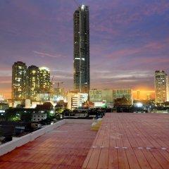 Отель Cnr House Бангкок парковка