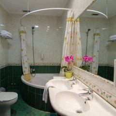 Hotel Centro Vitoria hcv ванная