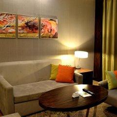 Отель Holiday Inn Jeddah Gateway комната для гостей фото 3